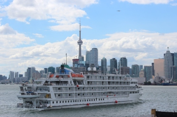 Pearl Mist of Pearl Seas Cruises at Toronto, Canada